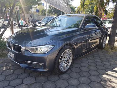 Foto venta Auto Seminuevo BMW Serie 3 328i Luxury Line (2015) color Gris Space precio $365,000