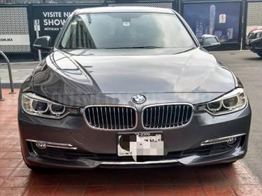 Foto BMW Serie 3 328i Luxury Line usado (2015) color Gris Space precio $350,000