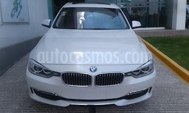 Foto venta Auto Usado BMW Serie 3 328iA Luxury Line (2015) color Blanco Mineral precio $330,000