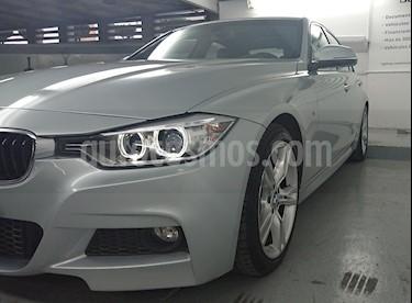 Foto venta Auto Usado BMW Serie 3 328iA M Sport (2015) color Plata Titanium precio $379,000