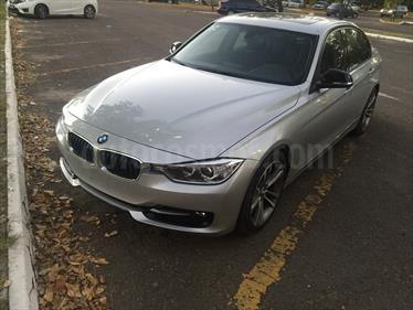 Foto venta Auto Seminuevo BMW Serie 3 328iA Sport Line (2015) color Plata Titanium precio $390,000