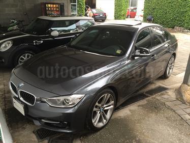 Foto venta Auto Seminuevo BMW Serie 3 328iA Sport Line  (2013) color Gris Grafito precio $300,000
