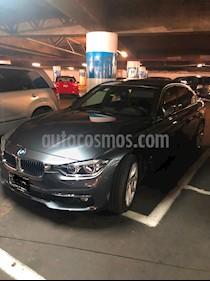 Foto venta Auto usado BMW Serie 3 330e Luxury Line (Hibrido) Aut (2017) color Gris Mineral precio $595,000