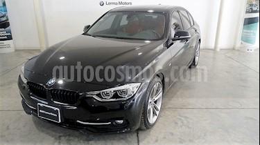 Foto venta Auto usado BMW Serie 3 330iA Sport Line (2017) color Negro Zafiro precio $537,800