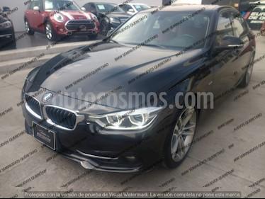 Foto venta Auto Seminuevo BMW Serie 3 330iA Sport Line (2016) color Negro precio $455,000
