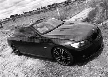 Foto venta Auto Seminuevo BMW Serie 3 335iA Cabriolet M Sport (2010) color Negro Zafiro precio $310,000