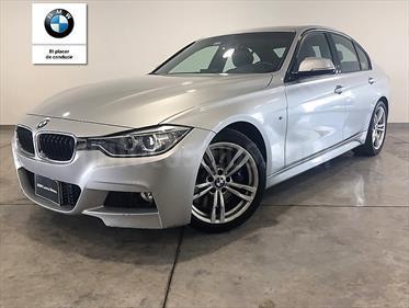 Foto venta Auto Usado BMW Serie 3 335iA M Sport (2014) color Plata Titanium precio $475,000