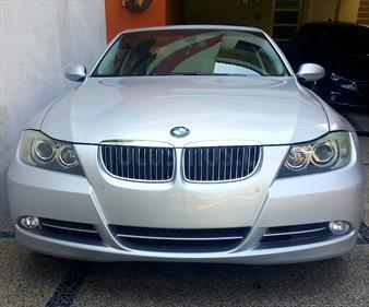 Foto venta Auto Seminuevo BMW Serie 3 335iA (2008) color Plata Artico precio $240,000