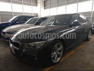 Foto venta Auto Seminuevo BMW Serie 3 340iA M Sport (2017) color Gris Space precio $669,000