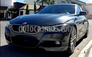 Foto venta Auto Seminuevo BMW Serie 3 340iA M Sport (2017) color Gris Space precio $740,000