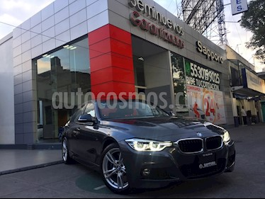 Foto venta Auto Seminuevo BMW Serie 3 340iA M Sport (2017) color Gris Mineral precio $630,000