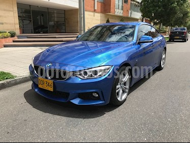 Foto venta Carro usado BMW Serie 4 2017 (2017) color Azul precio $119.500.000