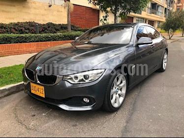 Foto venta Carro Usado BMW Serie 4 420i  (2015) color Gris precio $99.500.000