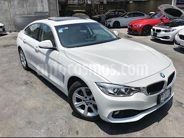 Foto venta Auto Usado BMW Serie 4 420iA Gran Coupe Aut (2017) color Blanco precio $449,000