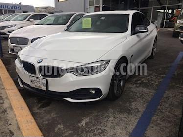 Foto venta Auto Usado BMW Serie 4 428iA Cabrio Sport Line Aut (2014) color Blanco precio $480,000