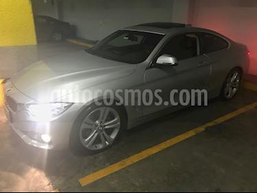 Foto venta Auto Seminuevo BMW Serie 4 428iA Coupe Luxury Line Aut (2015) color Plata Titanium precio $450,000
