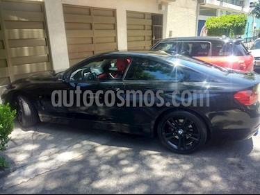 Foto venta Auto Seminuevo BMW Serie 4 428iA Coupe M Sport Aut (2015) color Negro precio $439,900