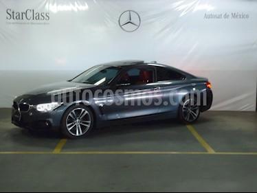 Foto venta Auto Usado BMW Serie 4 428iA Coupe Sport Line Aut (2015) color Gris precio $479,000