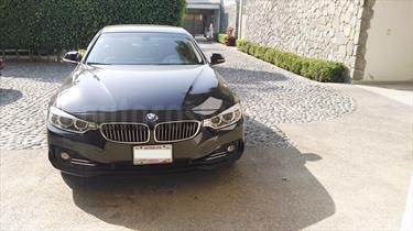 BMW Serie 4 428iA Gran Coupe Luxury Line Aut usado (2015) color Negro Zafiro precio $420,000
