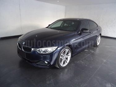 Foto venta Auto Usado BMW Serie 4 428iA Gran Coupe Sport Line Aut (2015) color Azul precio $485,000