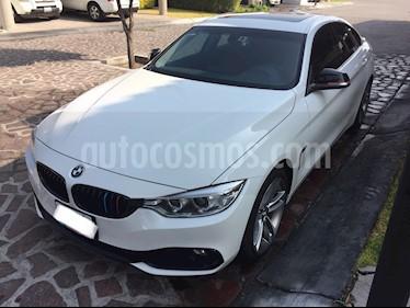 Foto venta Auto Seminuevo BMW Serie 4 428iA Gran Coupe Sport Line Aut (2015) color Blanco precio $430,000