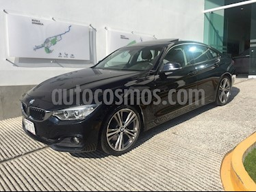 Foto venta Auto Seminuevo BMW Serie 4 428iA Gran Coupe Sport Line Aut (2016) color Negro Zafiro precio $458,500