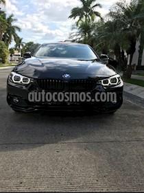 Foto venta Auto Seminuevo BMW Serie 4 430iA Coupe Sport Line Aut (2018) color Negro Zafiro precio $740,000
