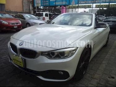 Foto venta Auto Seminuevo BMW Serie 4 435iA Cabrio M Sport Aut (2017) color Blanco precio $598,000