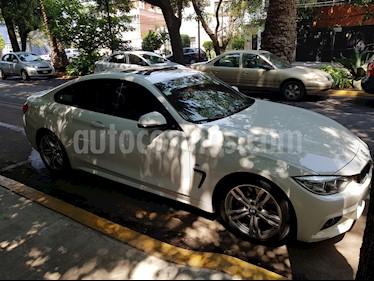 Foto venta Auto Usado BMW Serie 4 435iA Coupe Sport Line Aut (2014) color Blanco Mineral precio $430,000