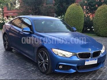 Foto venta Auto Usado BMW Serie 4 440i Gran Coupe Paquete M (2017) color Azul precio u$s65.000
