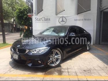 Foto venta Auto Seminuevo BMW Serie 4 440iA Gran Coupe M Sport Aut (2017) color Blanco precio $655,000