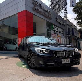 Foto venta Auto Seminuevo BMW Serie 5 Gran Turismo 535iA Top (2011) color Negro Zafiro precio $288,000