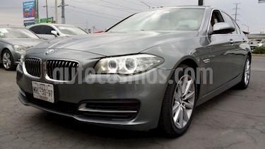 Foto venta Auto Seminuevo BMW Serie 5 520iA (2014) color Grafito precio $320,000