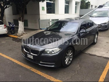 Foto venta Auto Seminuevo BMW Serie 5 520iA (2016) color Gris precio $434,900