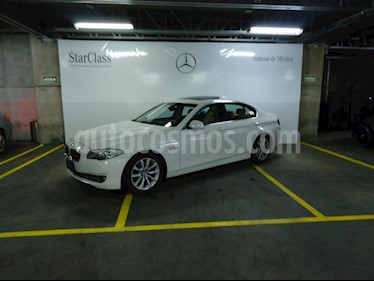 Foto venta Auto Seminuevo BMW Serie 5 528iA Top (2012) color Blanco precio $335,000