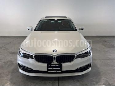 Foto venta Auto Seminuevo BMW Serie 5 530iA Sport Line (2018) color Blanco Mineral precio $697,000