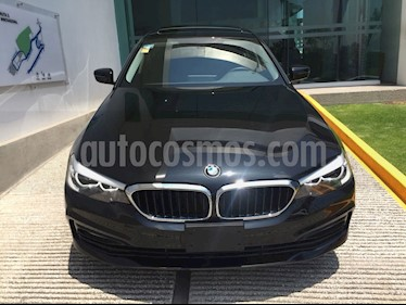 Foto venta Auto Usado BMW Serie 5 530iA Sport Line (2018) color Negro Zafiro precio $729,500