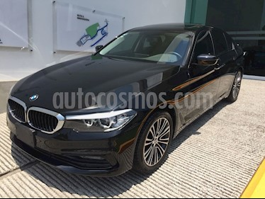 Foto venta Auto Seminuevo BMW Serie 5 530iA Sport Line (2018) color Negro Zafiro precio $685,000