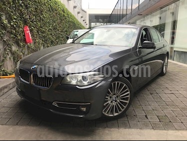 Foto venta Auto usado BMW Serie 5 535iA Luxury Line (2016) color Gris precio $620,000