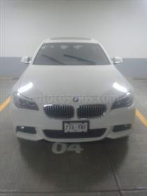 Foto venta Auto Seminuevo BMW Serie 5 535iA M Sport (2012) color Blanco Alpine precio $290,000