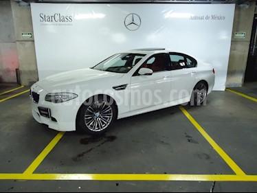Foto venta Auto usado BMW Serie 5 550iA M Sport (2013) color Blanco precio $769,000