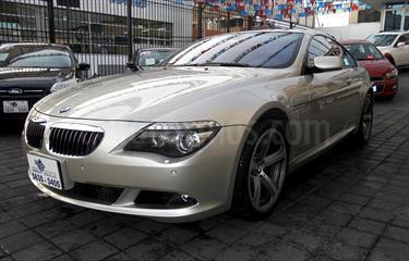 Foto BMW Serie 6 650iA Coupe