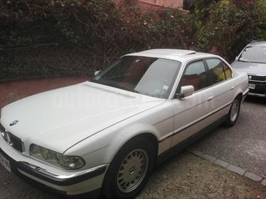 BMW Serie 7 740i  usado (1997) color Blanco Alpine precio $6.500.000