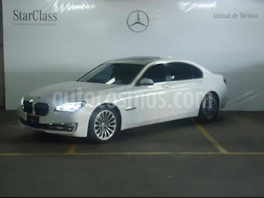 Foto venta Auto usado BMW Serie 7 750LiA (2015) color Blanco precio $1,090,000