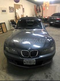 Foto venta Auto usado BMW Serie M M Z4 Roadster (2000) color Gris Oxford precio $145,000