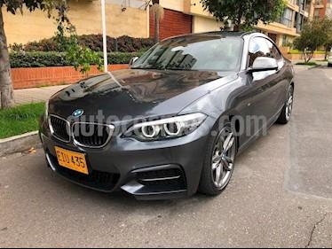Foto venta Carro Usado BMW Serie M M2  (2018) color Gris precio $137.500.000