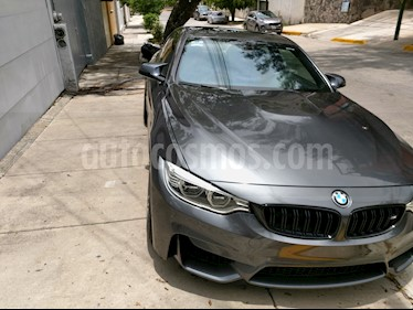 Foto venta Auto usado BMW Serie M M4 Coupe Aut (2015) color Gris Space precio $980,000