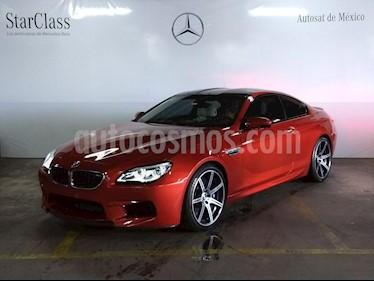 BMW Serie M M6 Coupe usado (2018) color Naranja precio $1,549,000