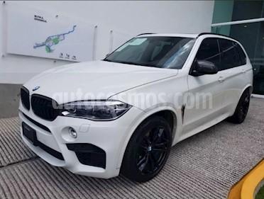 Foto venta Auto Seminuevo BMW Serie M X5 M (2017) color Blanco Alpine precio $1,190,000