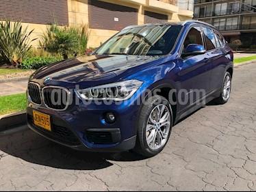 Foto venta Carro usado BMW X1 2017 (2017) color Azul precio $102.500.000